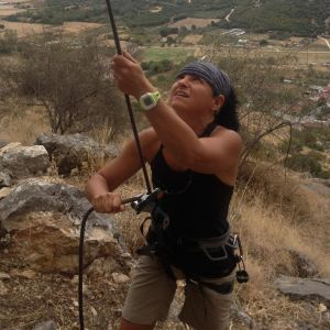vie belaying sparta greece